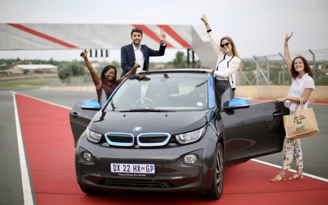 Eclipse PR to Drive Awareness Around Africa's First Electric Vehicle Road Trip Adventure