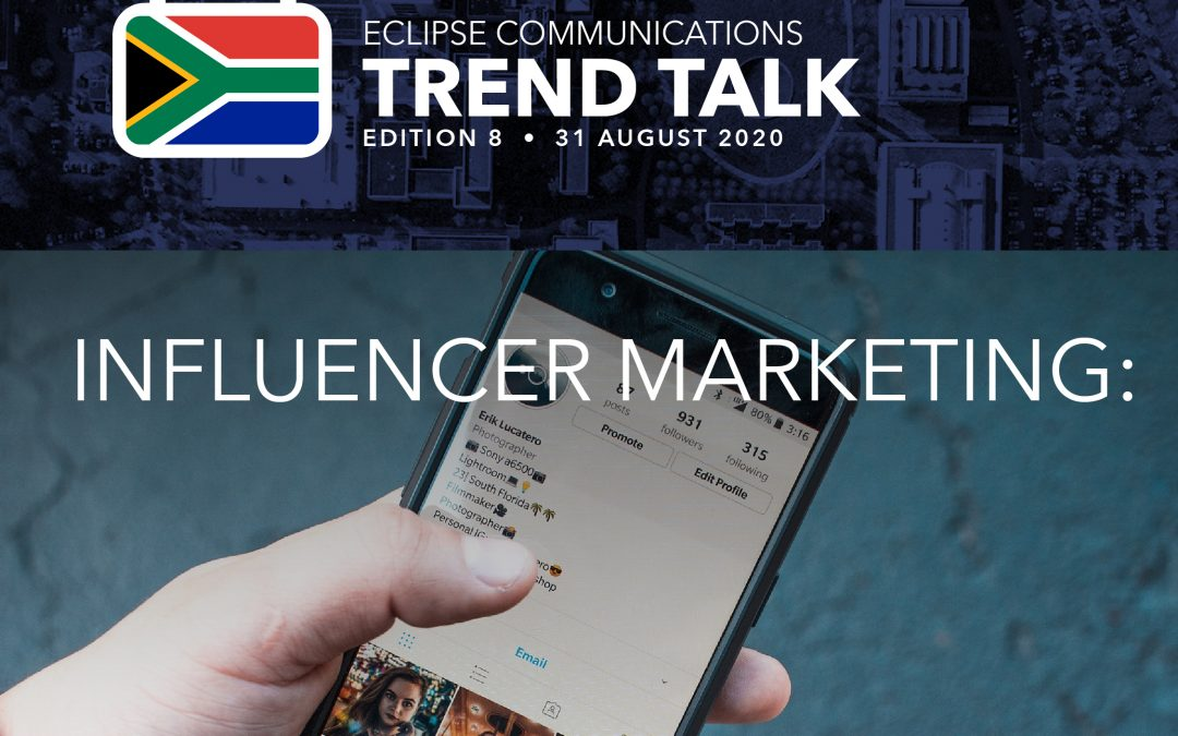 Trend Talk 09: Influencer Marketing – Finding The Right Fit